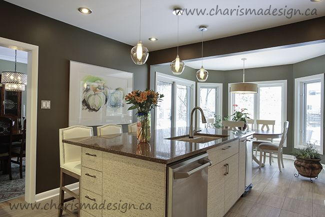 Main Floor Revival | Charisma, the design experience - Interior Design in Winnipeg
