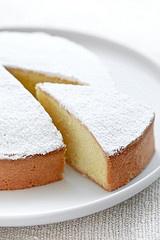 // torta paradiso.