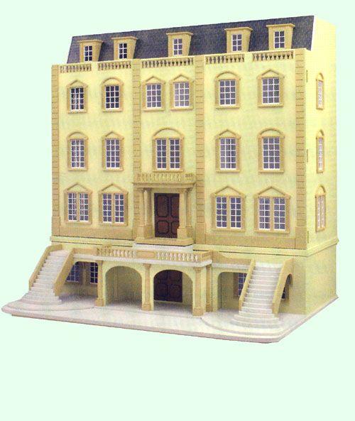 Stapleford dolls house basement ideas