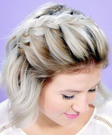 Take Those Basic French Braid Hairstyles To The Next Level