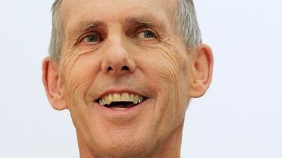 Senator Bob Brown - now former Australian Greens leader, gonna miss him in the senate
