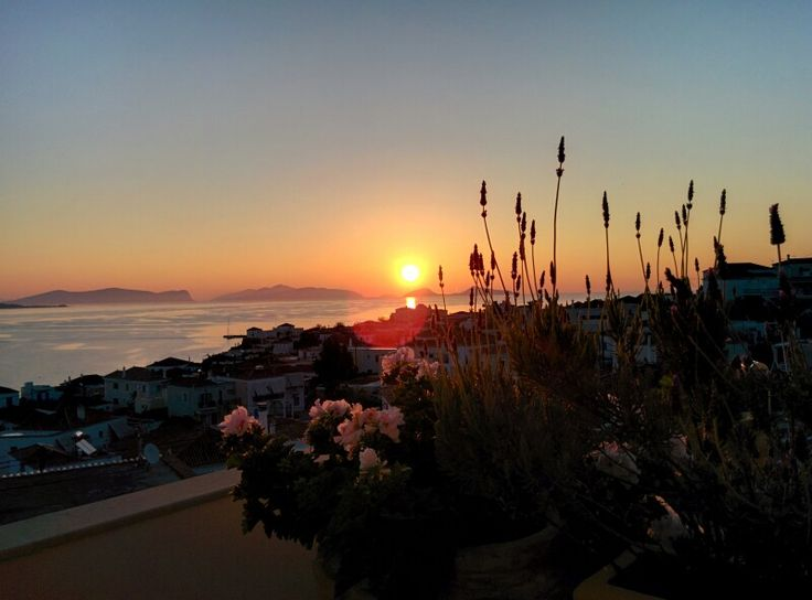 Spetses Sunset