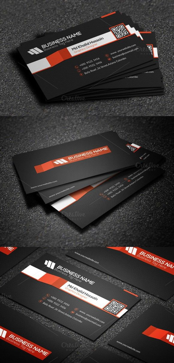 272 best Business Card Templates images on Pinterest | Business ...