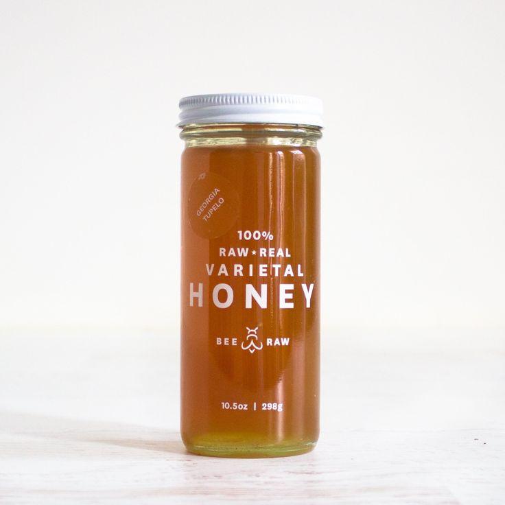 Raw Georgia Tupelo Honey