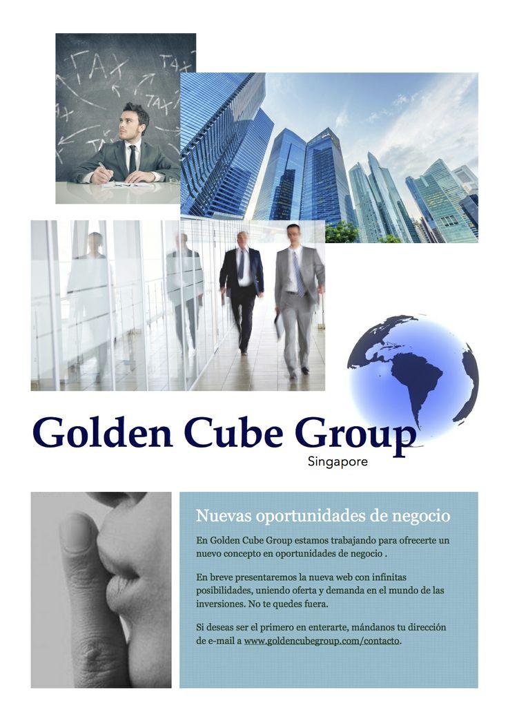 Novedades en el website www.goldencubegroup.com