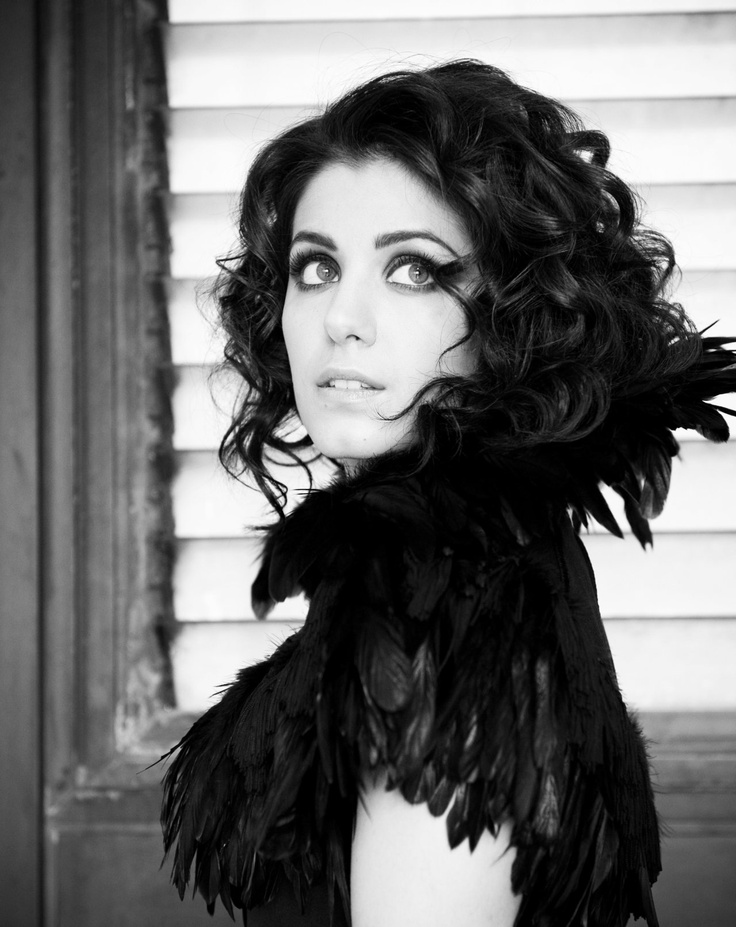Katie Melua, singer and songwriter and overall insanely gorgeous...