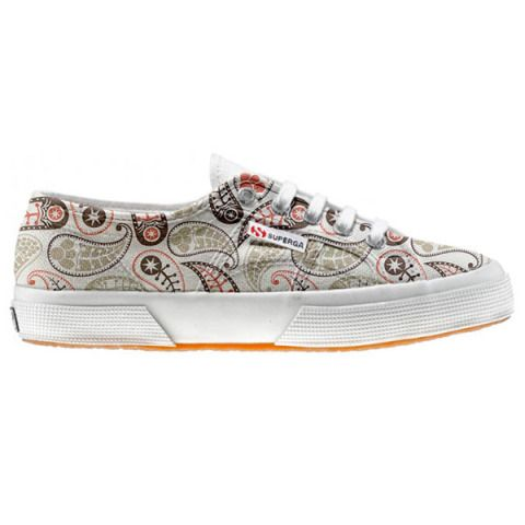 Superga cutomized Vintage Paisley