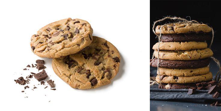 Amerikanske sjokoladecookies, translated American chocolate cookies