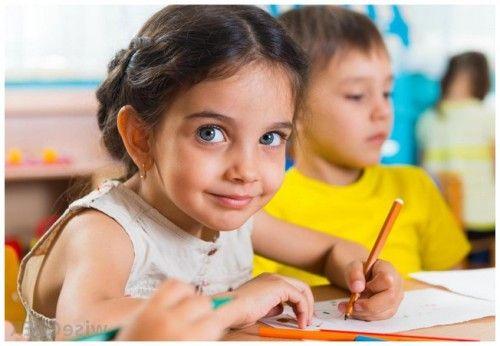 Basic Skills Children Writing