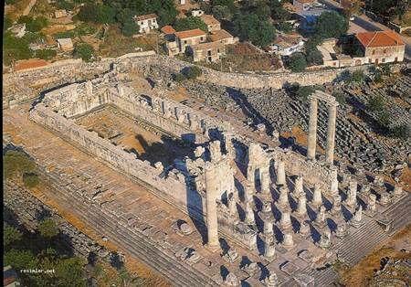 Didima, Apollon temple. Aydın - Turkey.