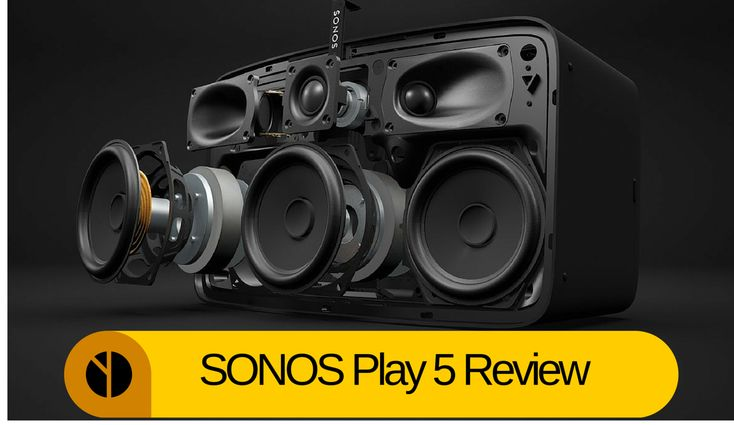 Did you know Sonos play 5 speakers supercharge your wifi? See them here http://jaystechreviews.com/sonos-play-5-review-do-they-deliver  #sonos #play5 #wireless #speakers