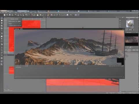 Creating realistic 3D landscapes with Vue, Microdem and World Machine - YouTube