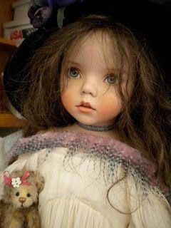"TheyNeverGrowUpNursery: Dianna Effner's ""The Doll Studio"""