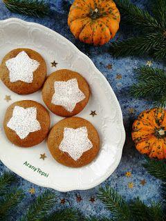 AranyTepsi: Amerikai sütőtökös keksz
