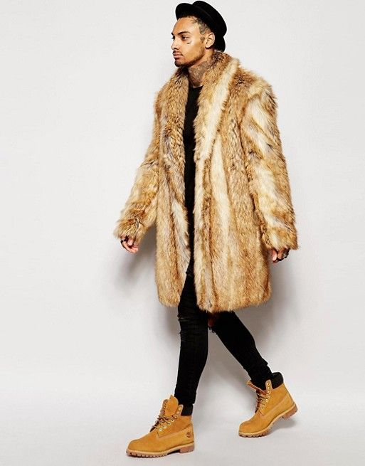 13 best faux fur coat images on Pinterest | Faux fur coats, Fur ...
