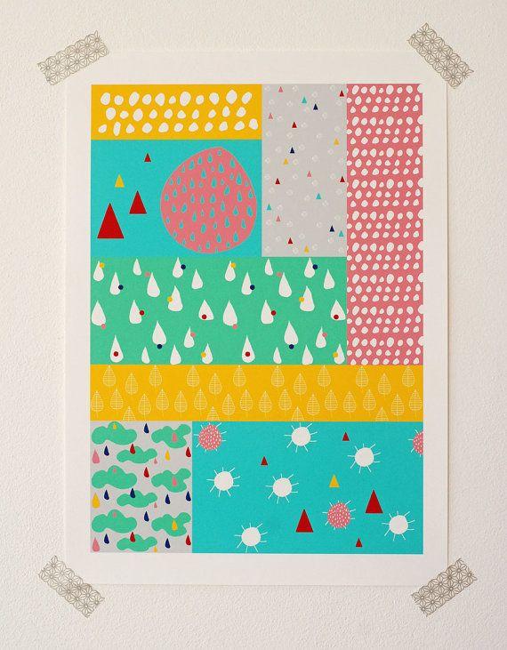 Vintage-inspired art at Nininvorm | Cool Mom Picks