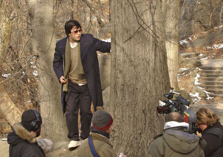 JARED LETO  ( making of ''CHAPTER 27'' )