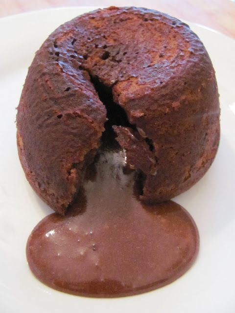 The Gorgeous Gourmet: Recipe : The Perfect Chocolate Fondant