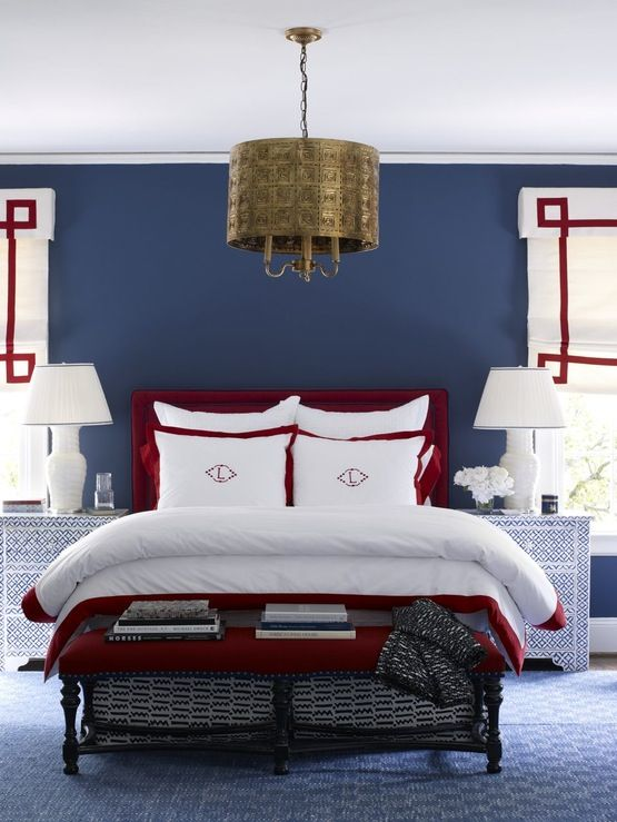 Bedroom Decor Red And White 354 best bedrooms images on pinterest | bedrooms, bedroom ideas
