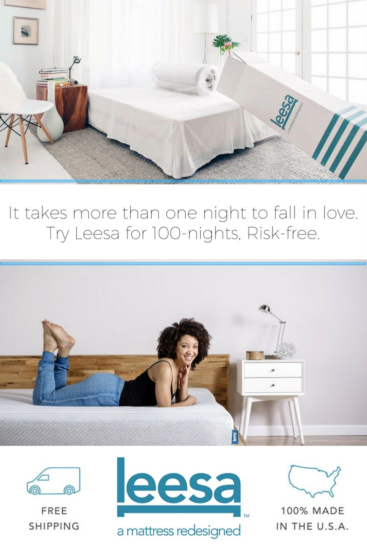 The Leesa Mattress With Over 10 000 5 Star Reviews