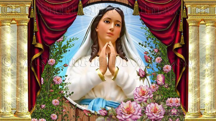 AUDIO MP3: http://madrecelestial.blogspot.com ¿Te gusta cantarle a María? este precioso canto te ayudará. Para fechas importantes o para todos los días, ante...
