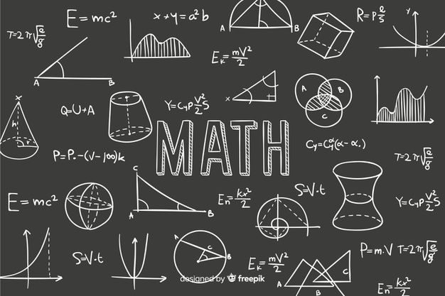 Download Math Background For Free Math Wallpaper Math Design Vector Free