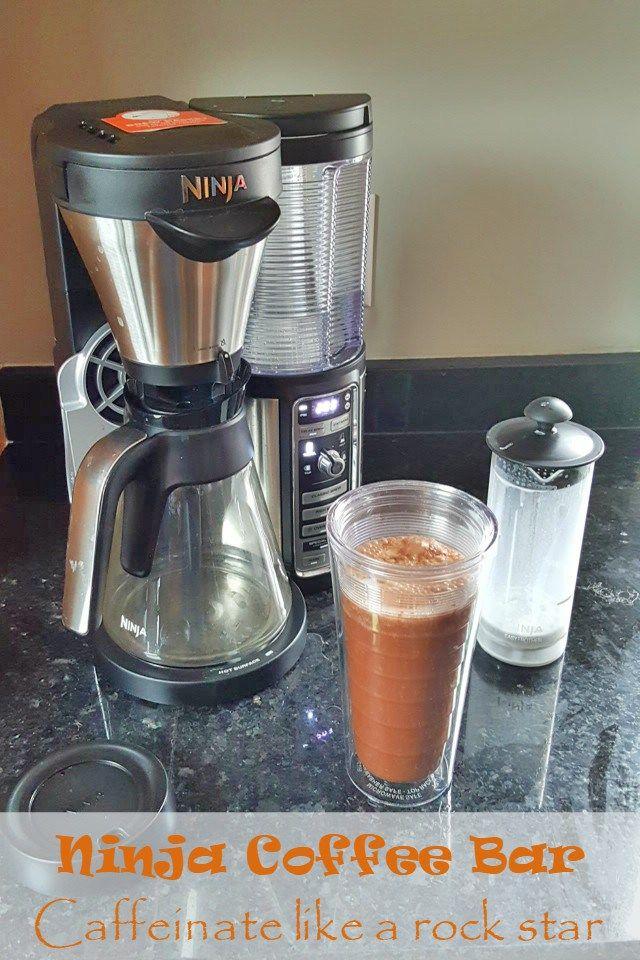 Ninja Coffee Bar Review {Plus Two Minute Mocha}