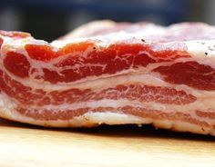 Makin' Bacon yourself at home