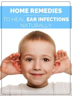 In typical ear infection, middle ear (located behind the eardrum) becomes inflamed and fills with fluid, a condition called Otitis media. The best home remedies for ear infection. #EarInfection