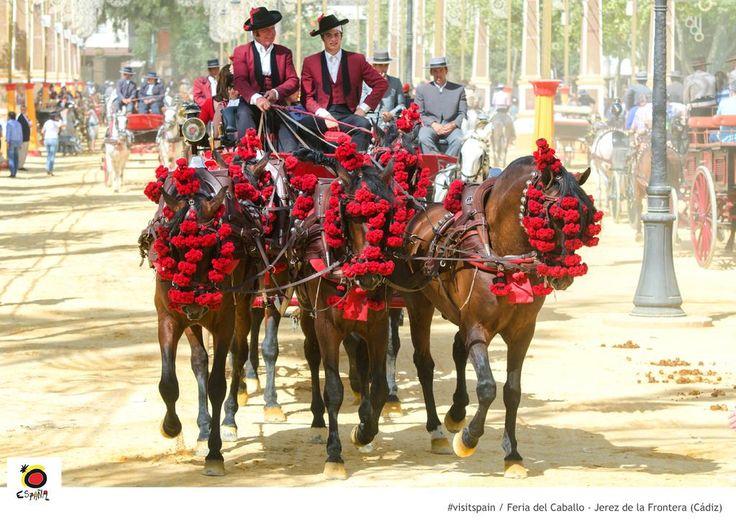 Feria del Caballo (Jerez de la Frontera, Cádiz) / Horse Fair (Jerez de la Frontera, Cádiz)