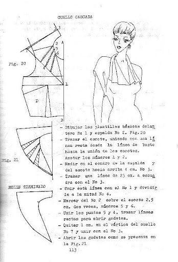 Interesting collar draft