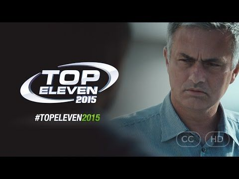 Top Eleven 2015 - ft. José Mourinho | Be A Football Manager (Official #TopEleven2015 TV Commercial)