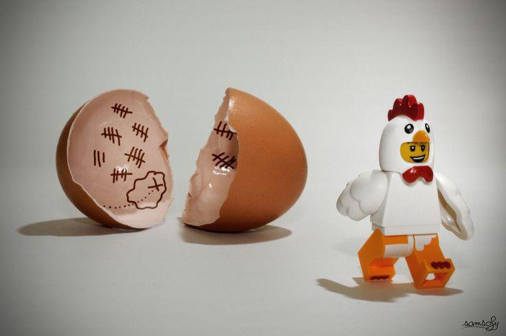 Legographie - Samsofy Artisan Imager