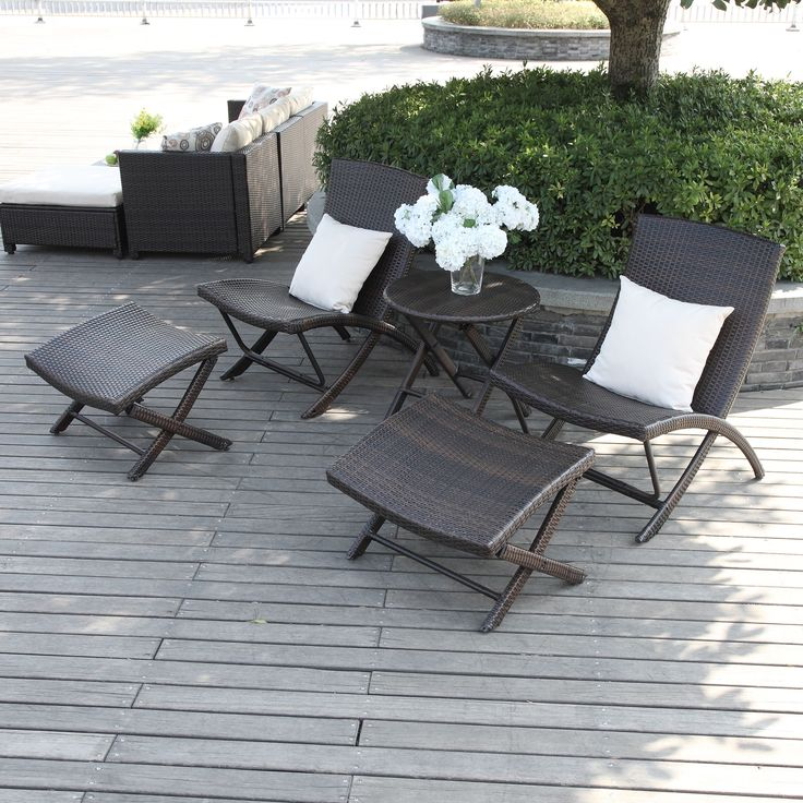 44 best outdoor furniture images on Pinterest | Backyard furniture ...