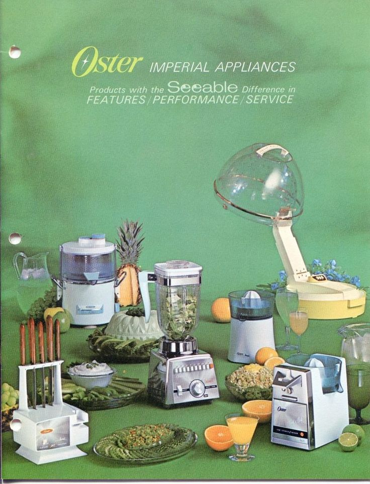 18 best Oster Appliances images on Pinterest | Accessories