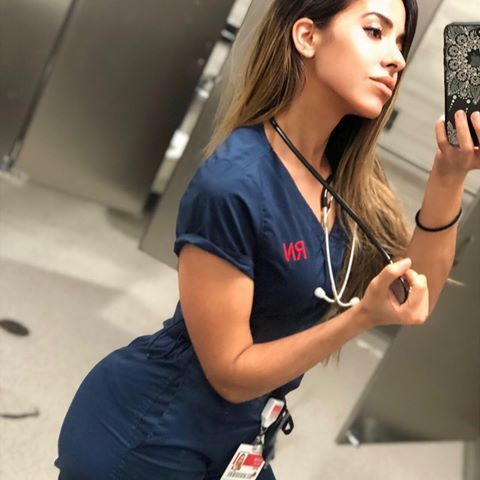 Sexy pictures of girls in scrubs absolutely