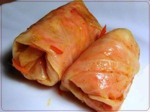 Recept Ostrye marinovannye golubcy po-korejski vkusno