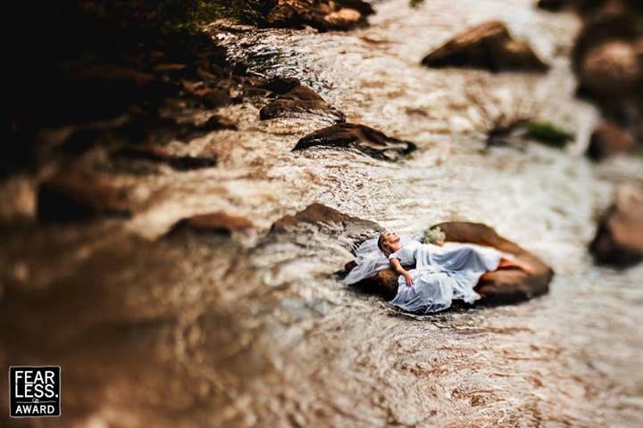 Noiva até debaixo d'água: a prova de que ainda é possível surpreender na fotografia de casamentos