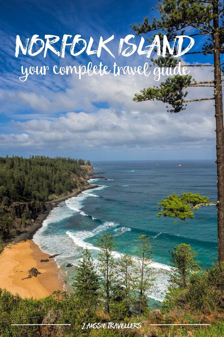 A Norfolk Island Travel Guide, Australia