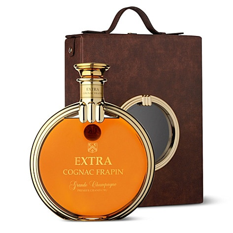 FRAPIN Extra Cognac.  What a lovely design PD.
