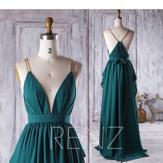Abito da damigella d'onore Abito in chiffon blu scuro Abito da sposa Halter Prom Dress Illusion Lace Keyhole Back Maxi Dress A-Line Party Dress (H516A)