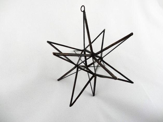 Gwiazda Morawska - GlassWoodMe - Dekoracje