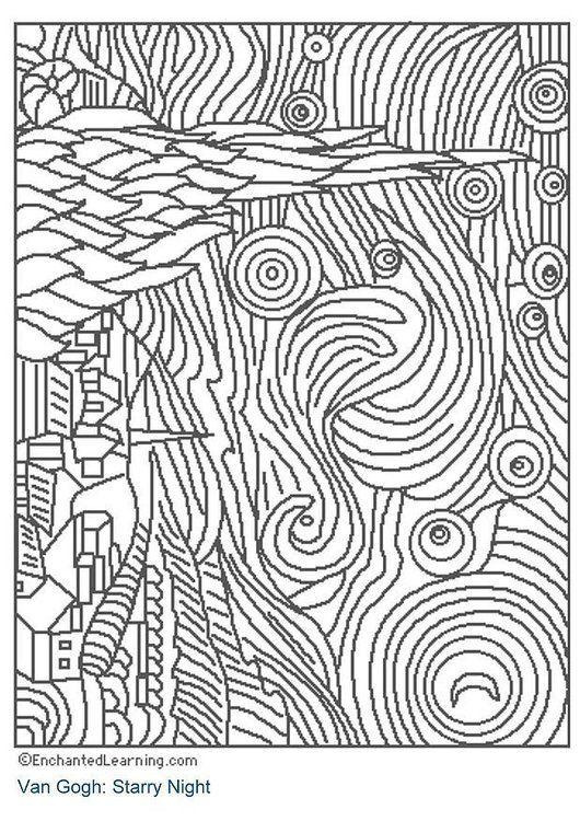 Ausmalbilder Kunstwerke 315 Malvorlage Alle Ausmalbilder Kostenlos, Ausmalbilder Kunstwerke Zum Ausdrucken