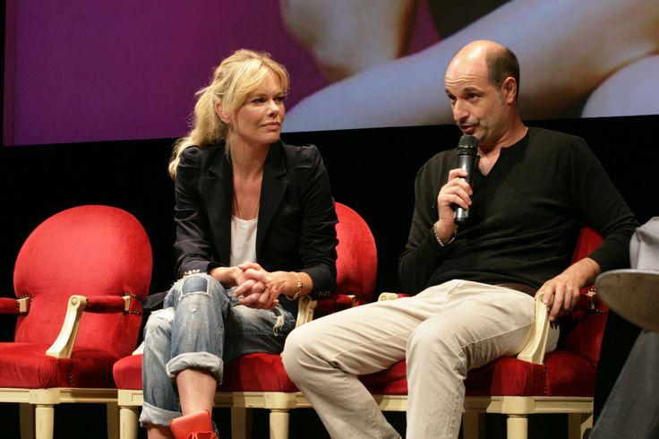 Barbara Snellenburg e Gianluca Ramazzotti, protagonisti di Boeing Boeing!
