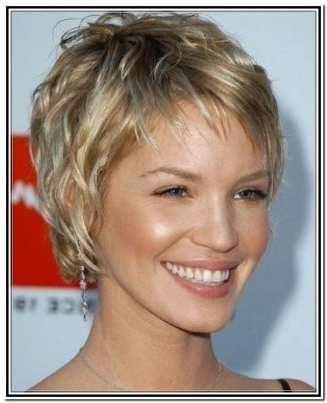 Short Hairstyles For Fine Limp Hair Women Over 60 With Very Thin And