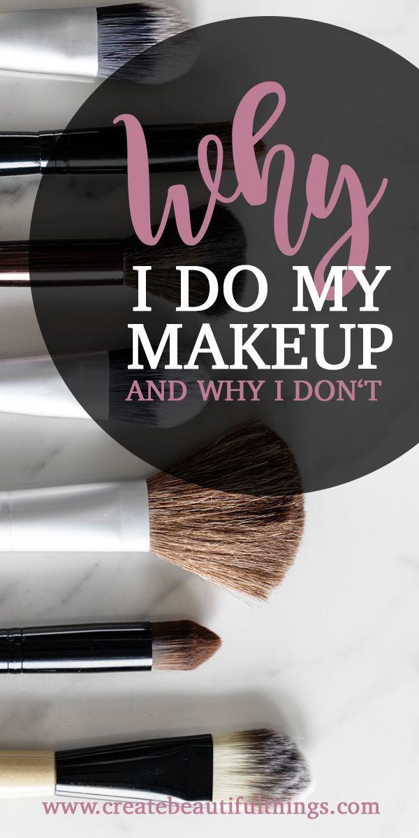 Did Makeup Take Control Over Us?
