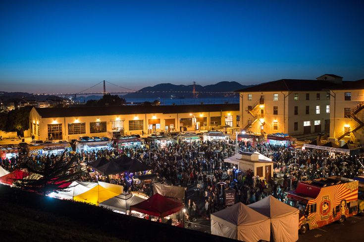 Off the Grid Fort Mason Returns Tonight, and More A.M. Intel - Eater SFclockmenumore-arrow : Four things to know today