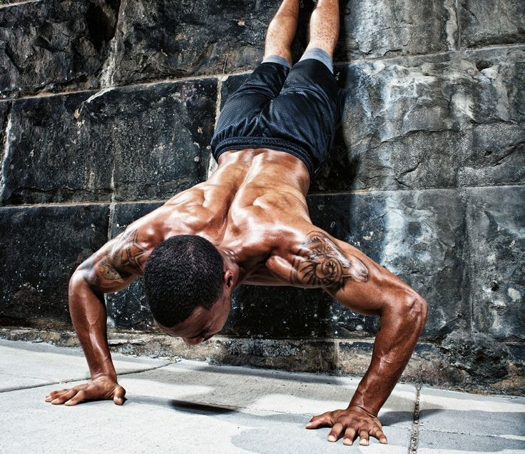 Five Workouts Without Weights to Build Muscle and Lose Weight Fast - Mens Fitness - Page 5