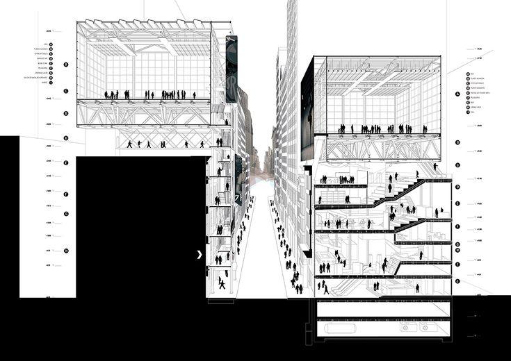 Bustler: Korean Diaspora by Carlos Zarco Sanz - 3rd-prize entry from Re-thinking The Future Thesis Award