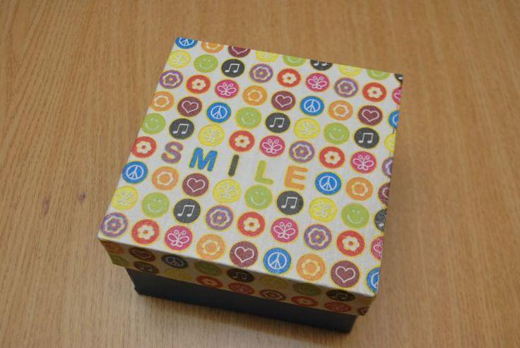 """Gift box """"Smile""""  - Rezervat (15 LEI la pia792001.breslo.ro)"""